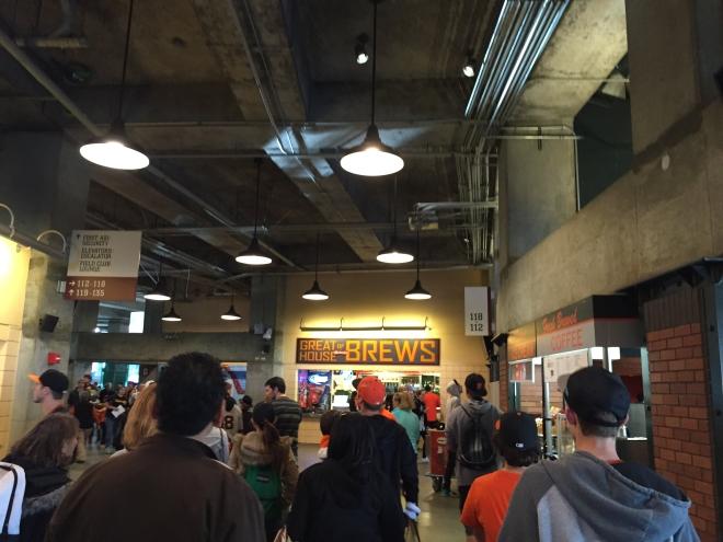 AT&T Interior