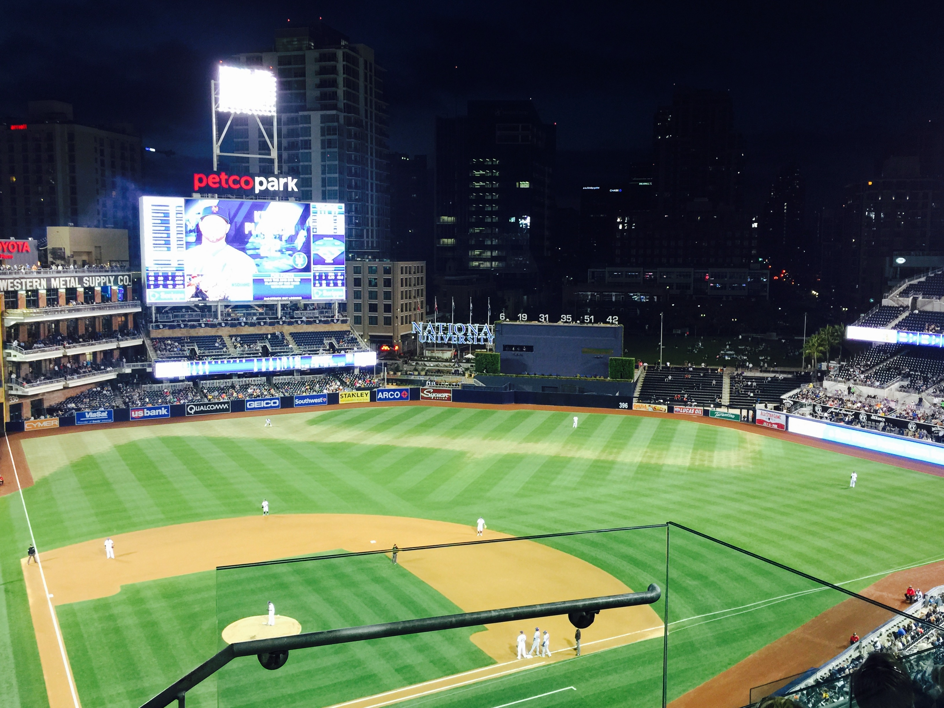 Game Four Write Up Petco Park 30in30for30